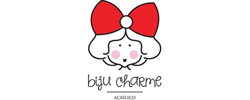 Biju Charme Acrílico